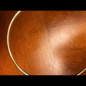Jewelry - 14k gold omega necklace